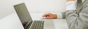ブログ会員登録フォームのイメージ